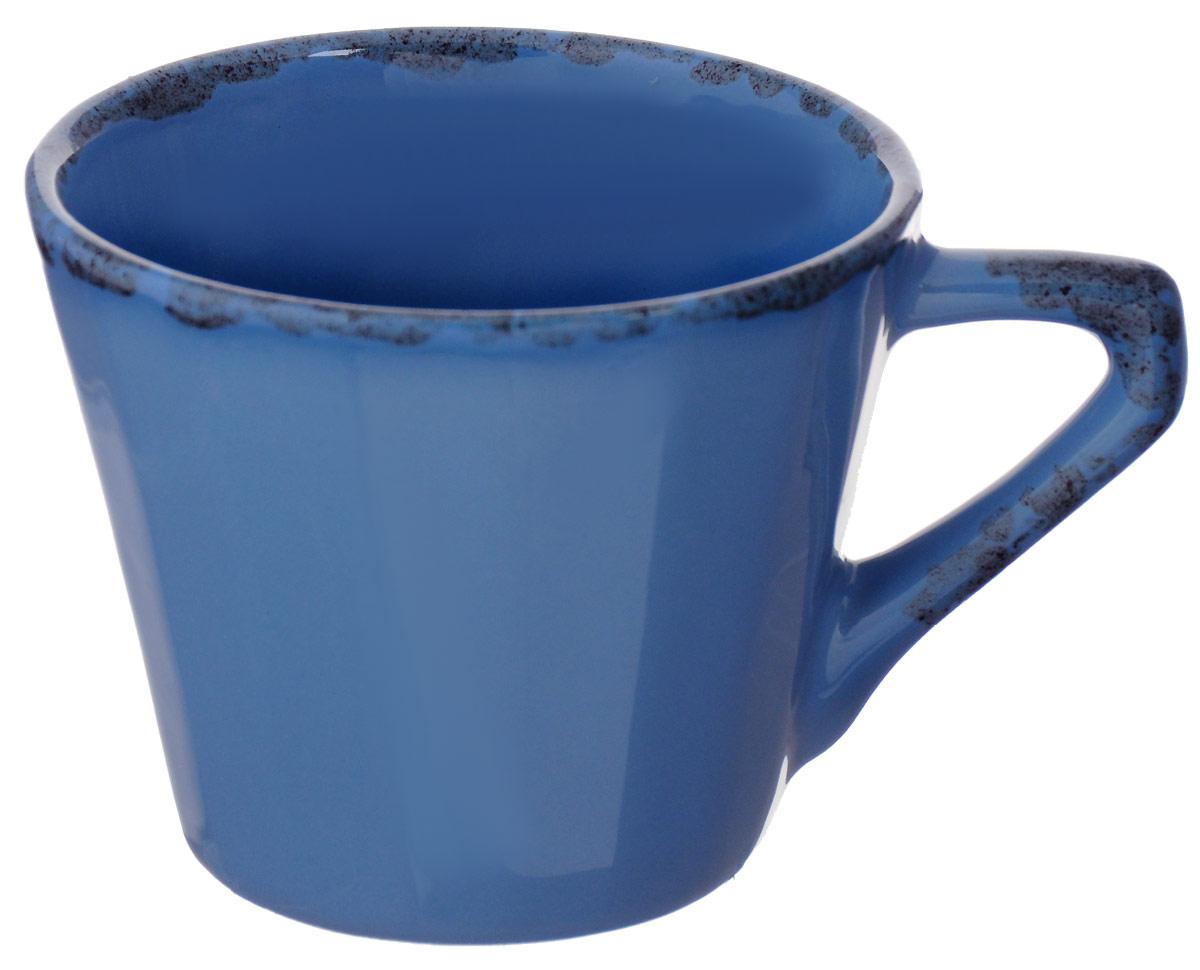 Чашка чайная Борисовская керамика Ностальгия, 200 мл чашка чайная борисовская керамика ностальгия цвет желтый серый 200 мл