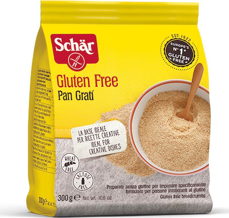 Dr. Schar Pan Grati Сухари панировочные, 300 г dr schar pan carre хлеб белый 400 г
