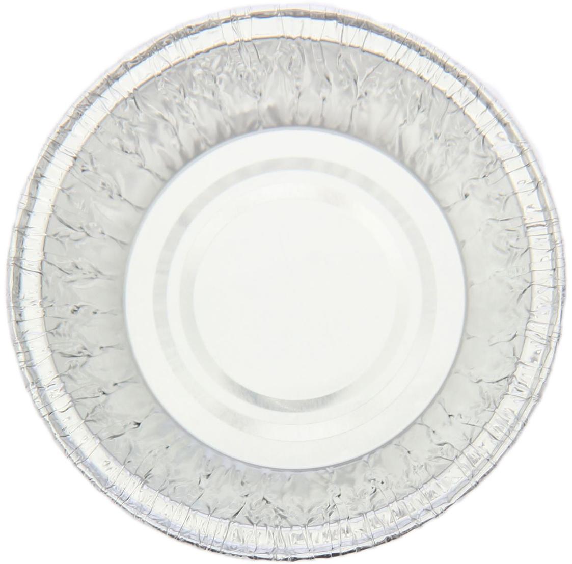 Форма для выпечки из фольги Доляна Маффин 130 мл 6 шт