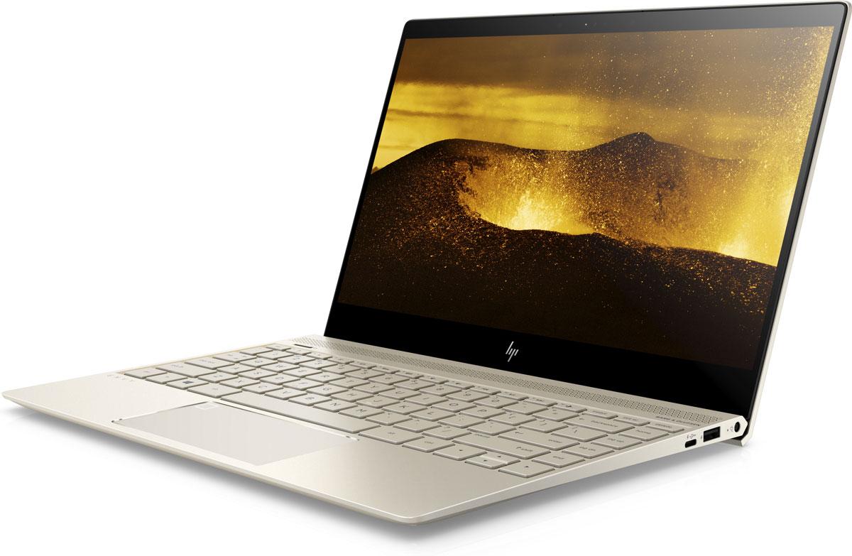 13.3 Ноутбук HP Envy 13-ad105ur 2PP94EA, светло-серый ноутбук hp envy 13 ah1007ur 5cu77ea