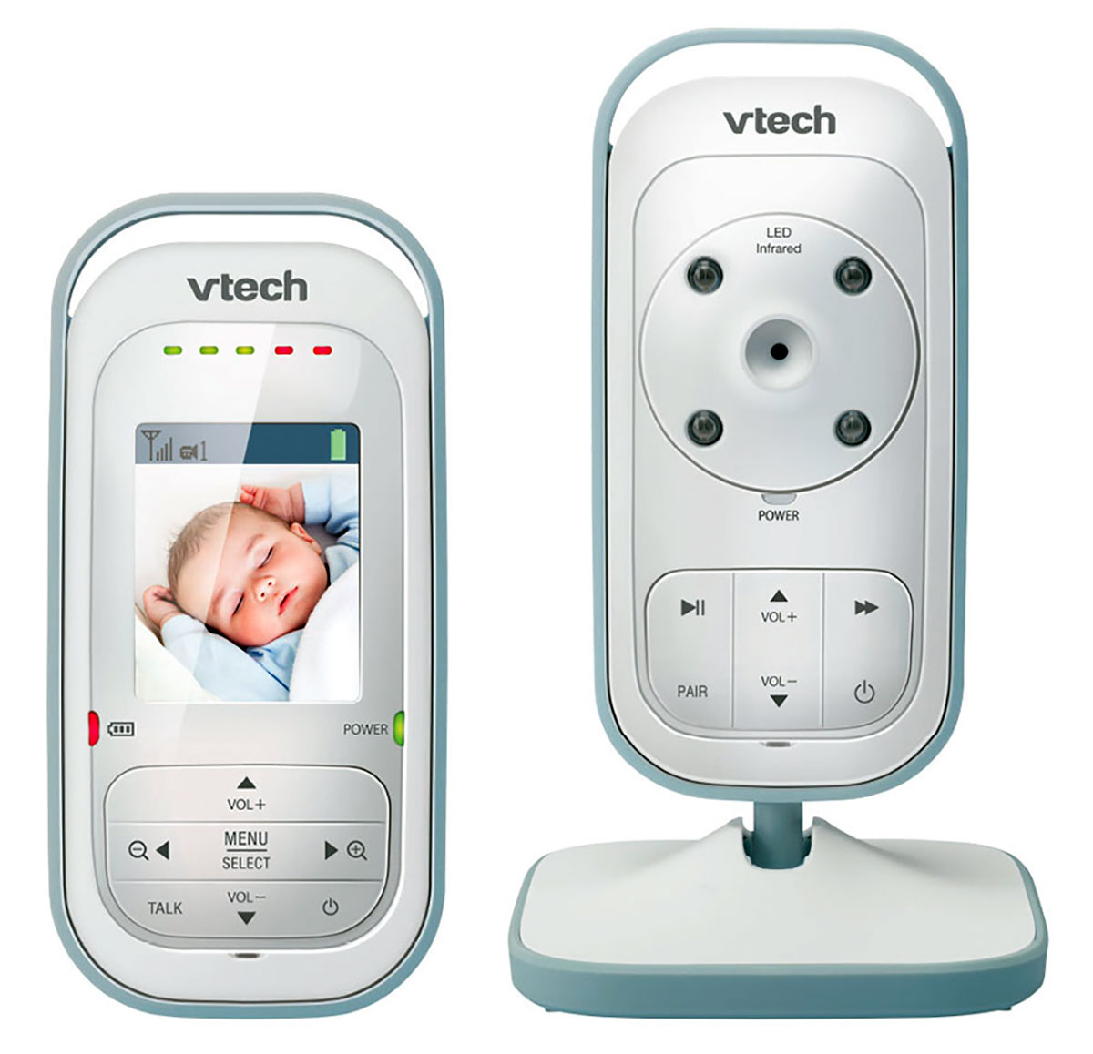 Vtech Видеоняня ВМ2500 inanny видеоняня цифровая с lcd дисплеем 2