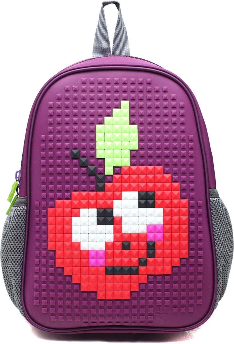 4ALL Рюкзак дошкольный Case Mini цвет фиолетовый цена и фото