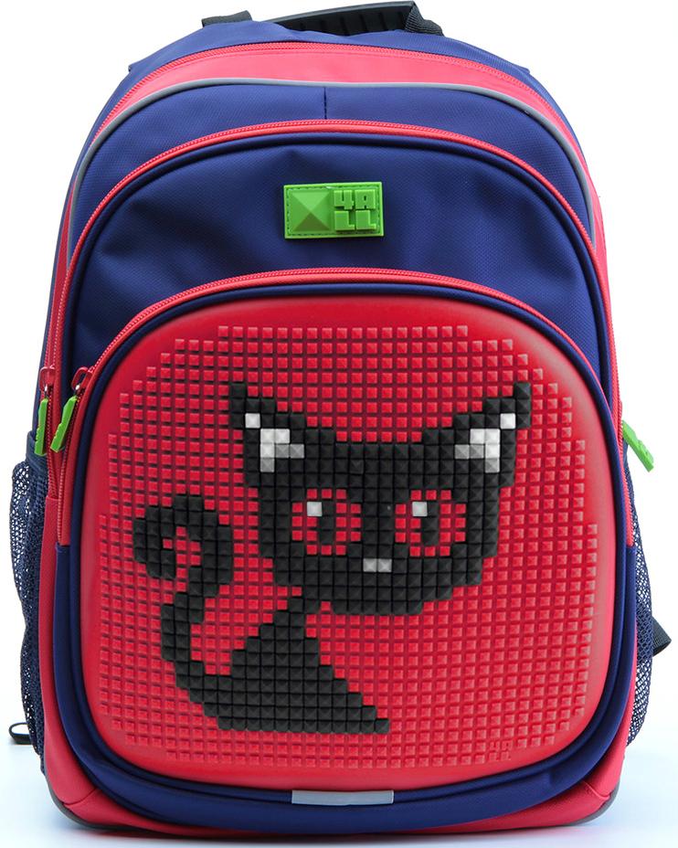4ALL Рюкзак Kids цвет синий красный цена и фото