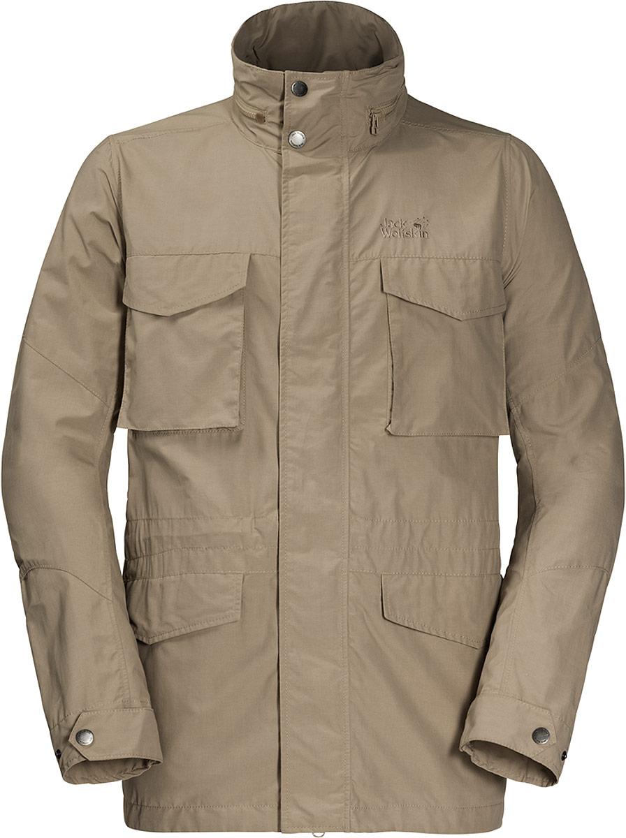 Куртка Jack Wolfskin Freemont Fieldjacket куртка мужская jack wolfskin yukon parka цвет черный 1109772 6000 размер xl 52