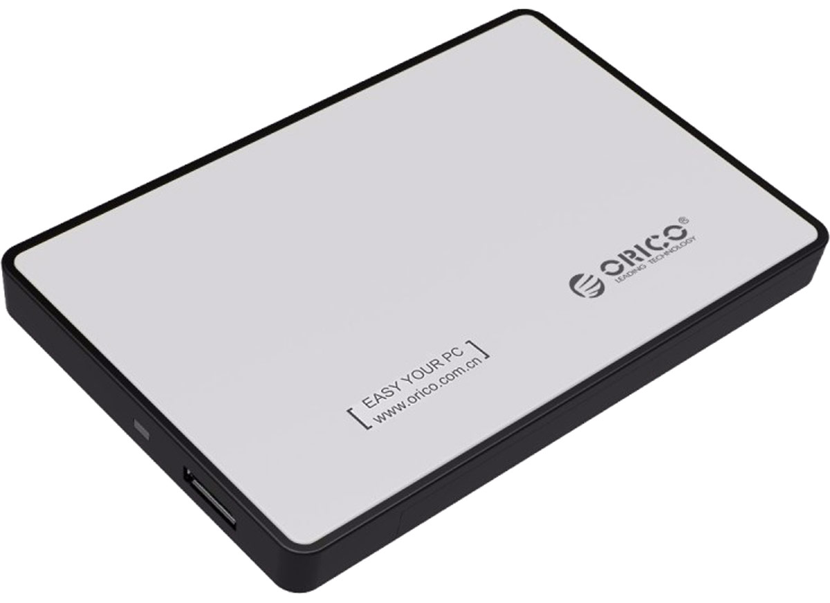 Orico 2588US3, Silver контейнер для HDD корпус для hdd orico 9528u3 2 3 5 ii iii hdd hd 20 usb3 0 5