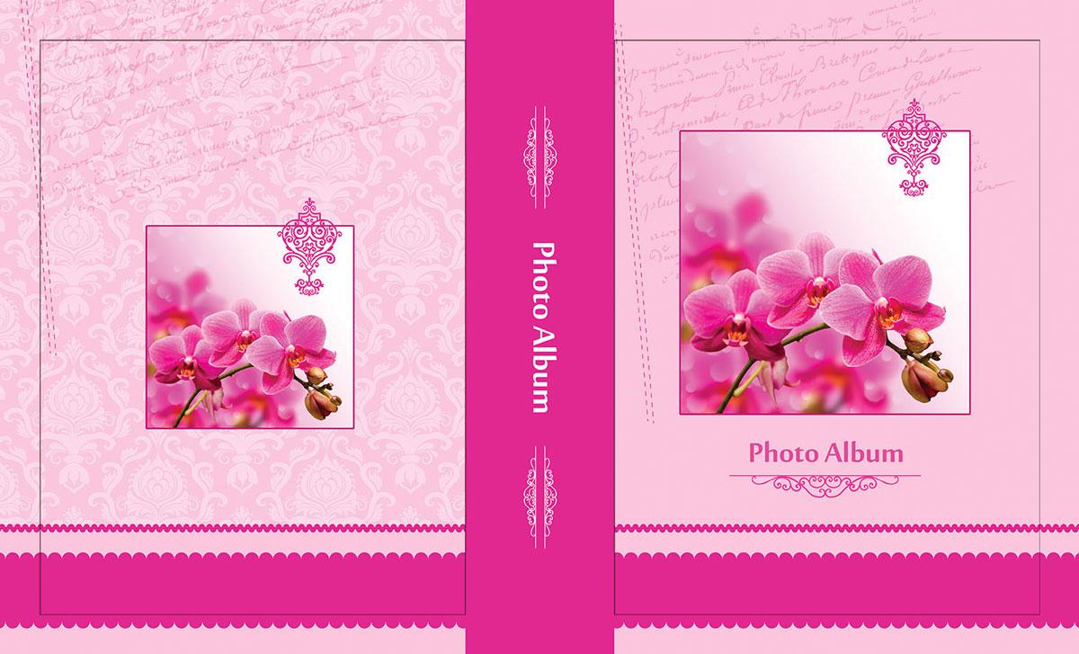 Фотоальбом Pioneer 10 магнитных листов Spring Paints, цвет: розовый, 23 х 28 см фотоальбом pioneer disney valentine 20 магнитных листов 29 х 32 см lm sa20bb c