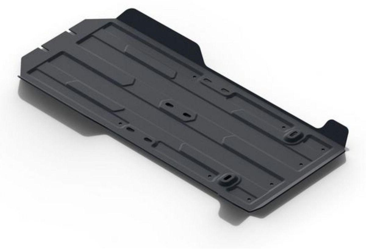 Защита КПП и РК Rival для Lexus GX 460 II 2009-2013 2013-н.в./Toyota Land Cruiser Prado 150 2009-2013 2013-2017 2017-н.в., сталь 2 мм, с крепежом. 111.5785.1 защита радиатора картера кпп и рк rival для lexus gx 460 2009 2013 сталь 2 мм