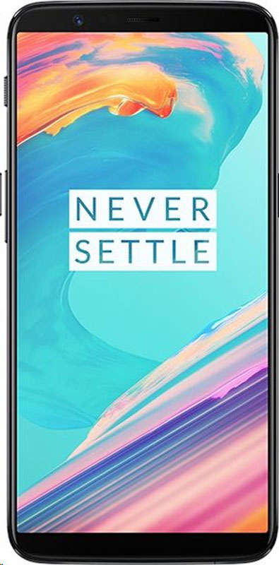 Смартфон OnePlus 5T 128 GB, черный смартфон oneplus 6t 128 гб черный