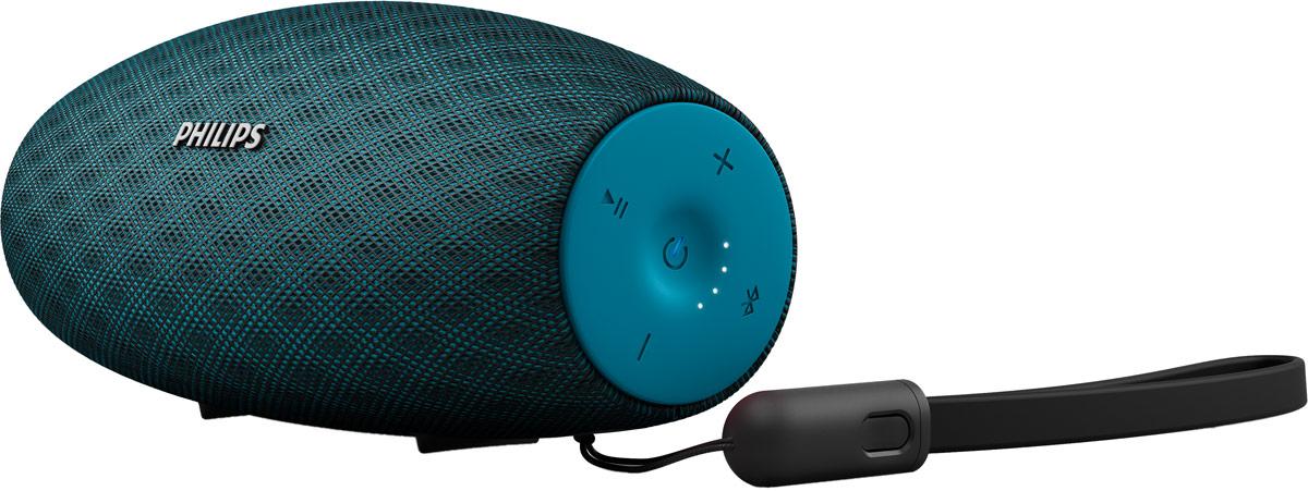 Беспроводная колонка Philips BT6900 EverPlay, Blue