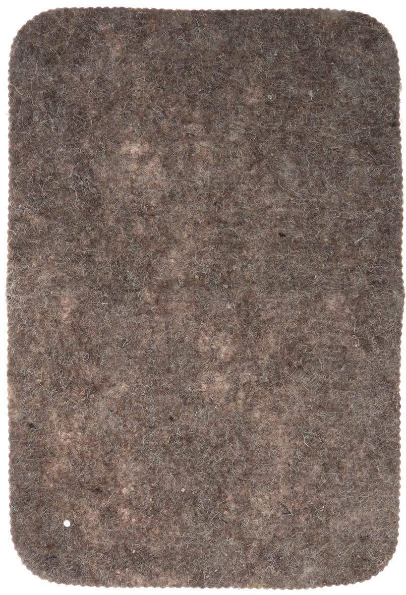 Коврик для бани и сауны Ecology Sauna Эконом, цвет: серый набор для бани и сауны ecology sauna сауна цвет серая шерсть 3 предмета