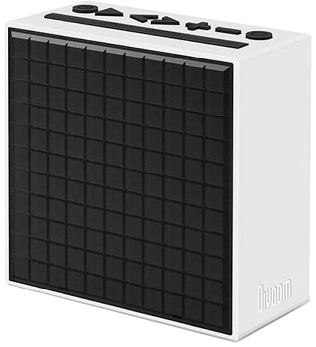 Divoom Timebox, White портативная акустическая система