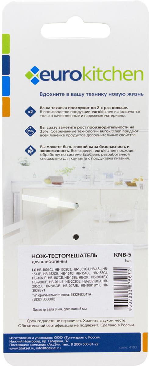 Euro Kitchen KNB-5 LGтестомешалка для хлебопечки Euro Kitchen