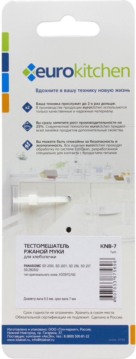 Euro Kitchen KNB-7 Panasonicтестомешалка для хлебопечки Euro Kitchen
