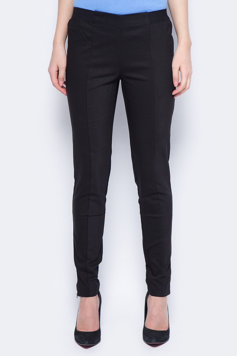 Брюки Sela брюки женские sela цвет темно серый меланж p 115 874 8310 размер 42