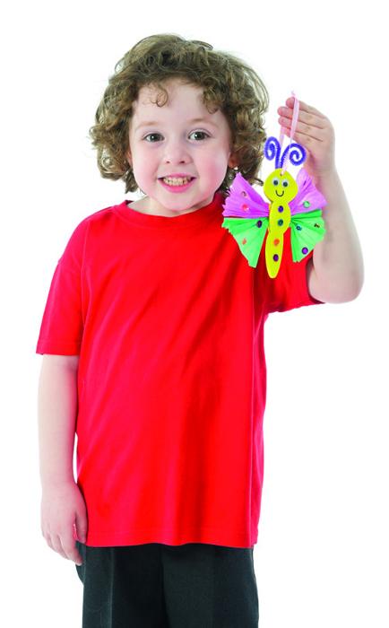 Baker Ross Набор для изготовлении игрушек Бабочки цены