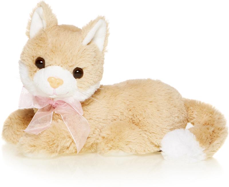 Maxitoys Мягкая озвученная игрушка Кошечка Клара 20 см комплект белья павлина величие 1 5 спальный наволочки 70x70 цвет голубой