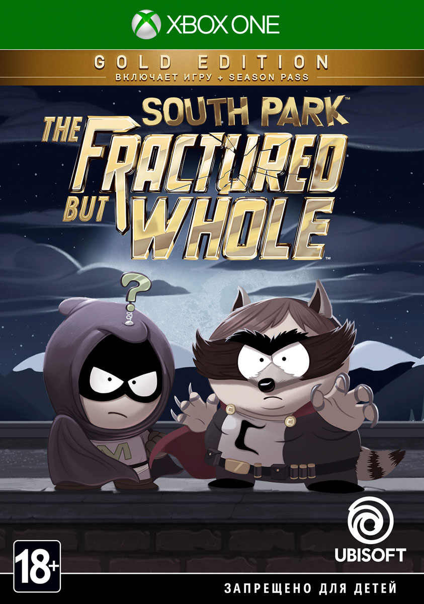 купить South Park: The Fractured but Whole. Gold Edition (Xbox One) по цене 3874 рублей
