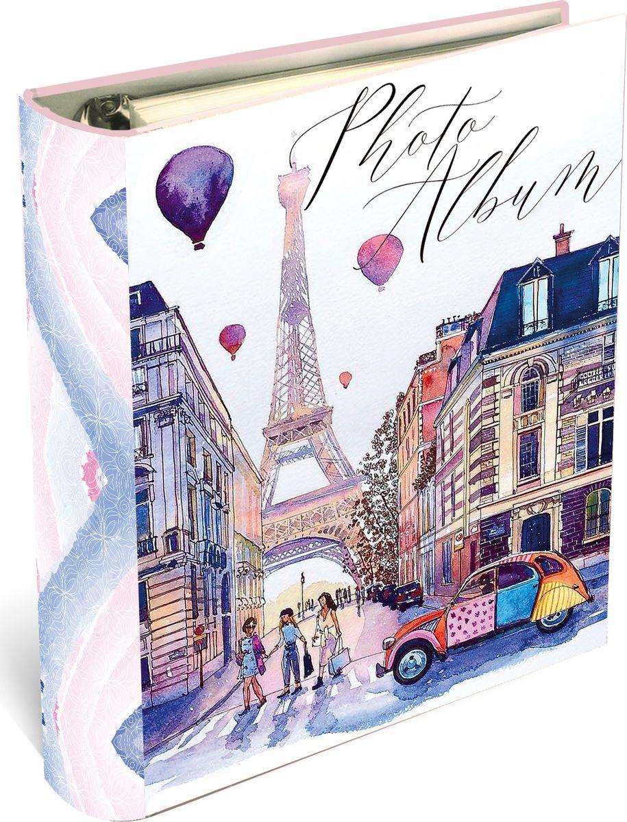 Фотоальбом Magic Home Прогулка по Парижу, 23,5 х 28,5 см. 77020 Уцененный товар (№1)