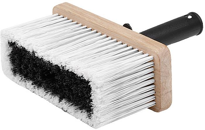 Макловица Master Color искусственная щетина 150 х 70 мм игольчатый валик для гипсокартона деревянная ручка matrix master 87901 150 мм