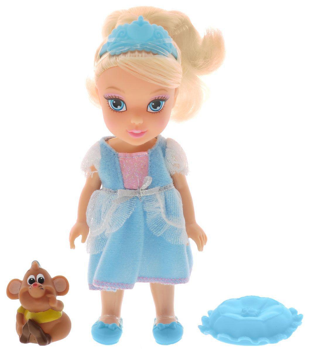 Disney Princess Игровой набор Petite Cinderella and Gus