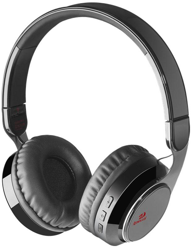 Bluetooth-гарнитура Redragon Sky, черный стерео bluetooth гарнитура sony sbh56 silver