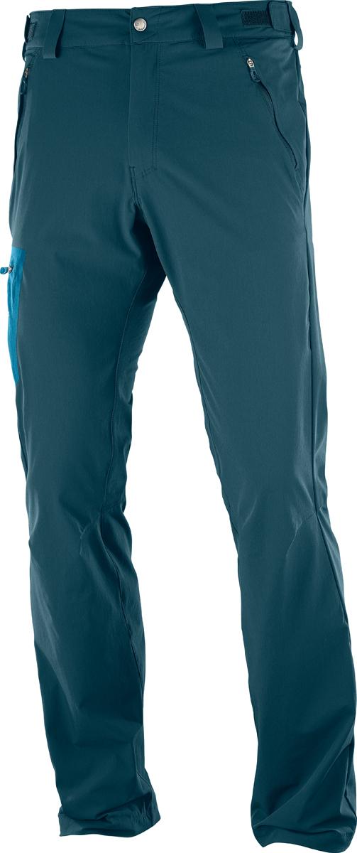 Брюки Salomon Wayfarer Pant M брюки утепленные мужские salomon stormspotter pant m цвет салатовый l39710000 размер xl 56 58