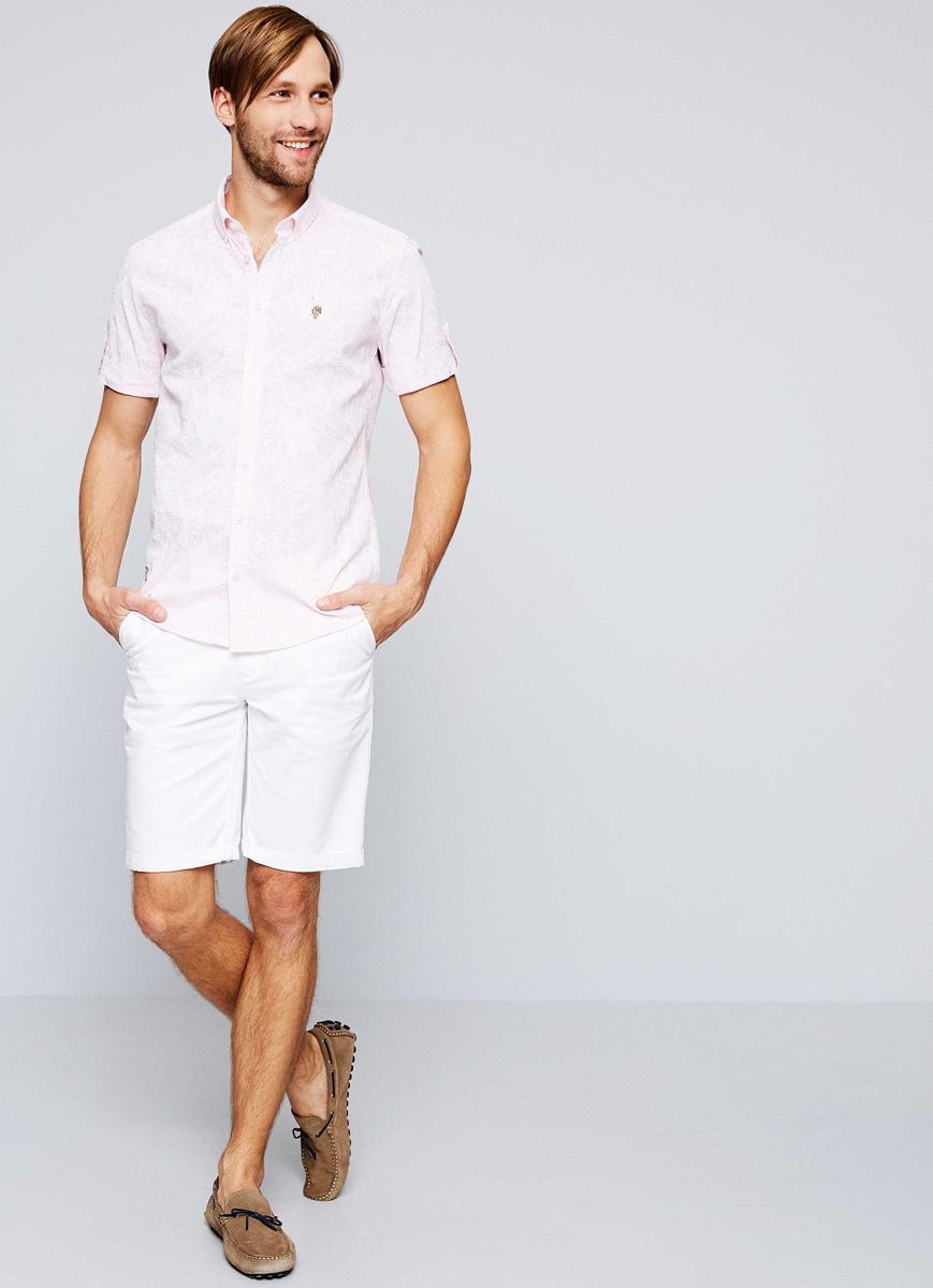 Рубашка U.S. Polo Assn. рубашка c n c costume national рубашки с отложным воротником