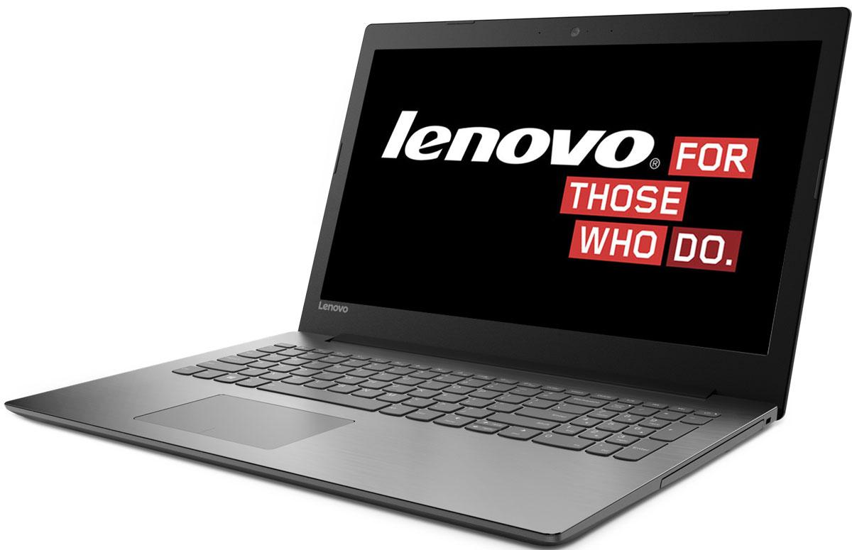 "Ноутбук Lenovo IdeaPad 320-15IAP, 80XR00WNRK, 15.6"", черный"