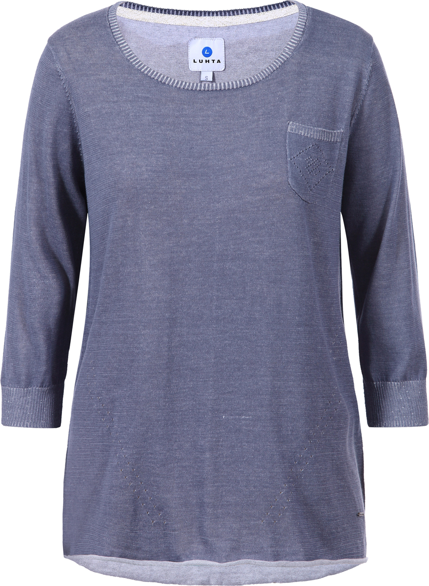 Джемпер Luhta джемпер женский luhta цвет серый 939304335lv 265 размер s 42 44