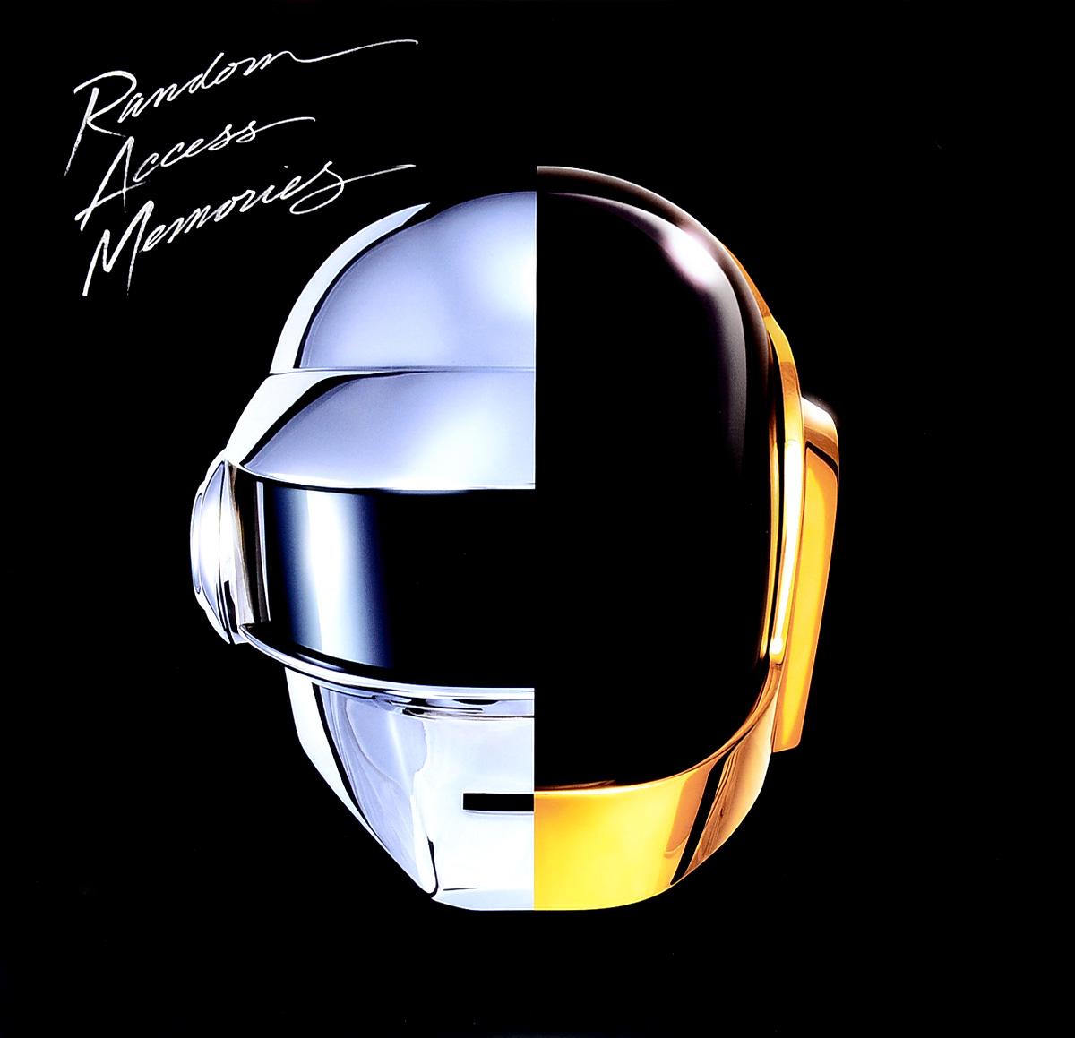 Daft Punk Daft Punk. Random Access Memories (2 LP) футболка wearcraft premium slim fit printio daft punk random access memories