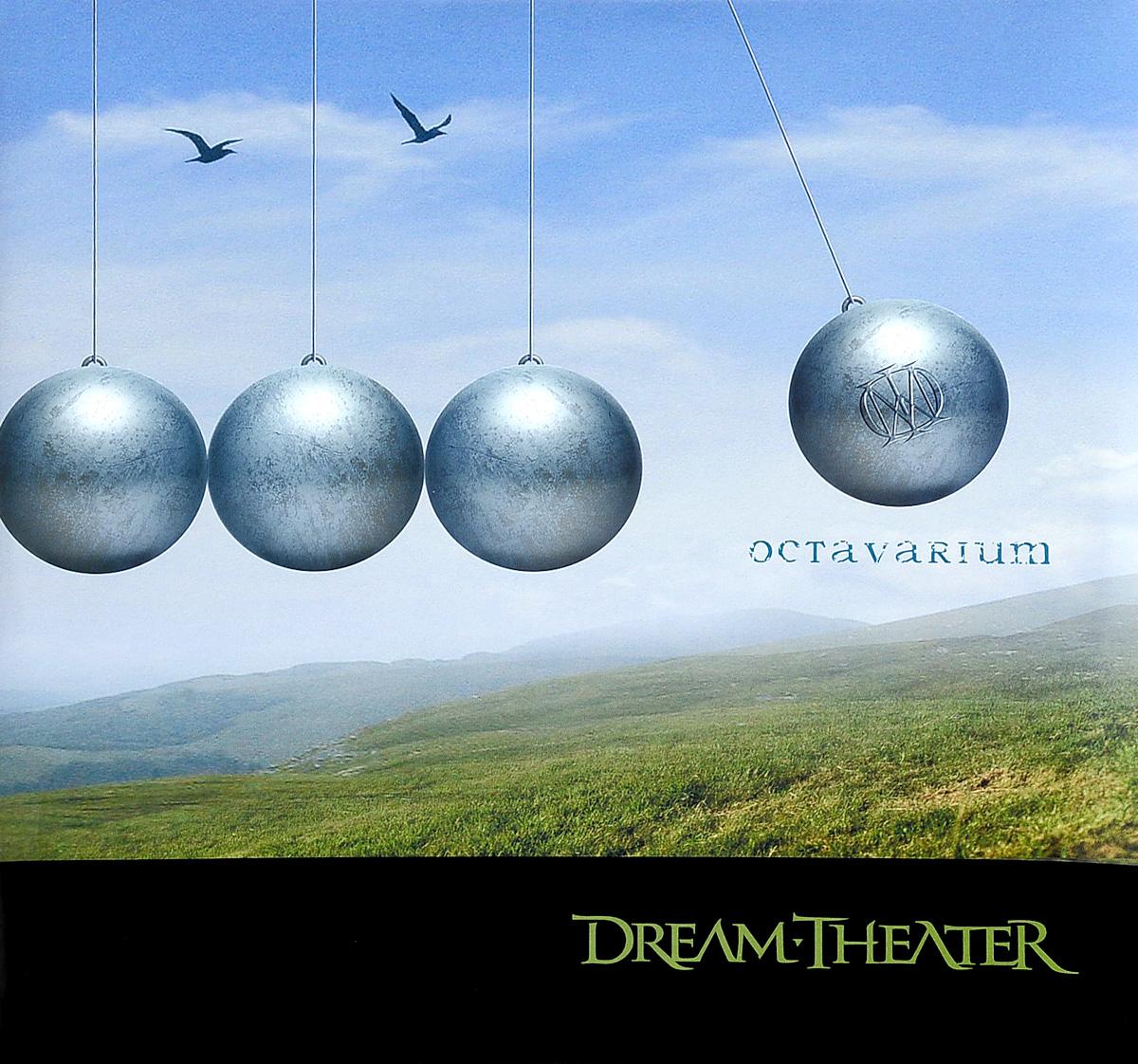 Dream Theater Dream Theater. Octavarium (2 LP) dream theater dream theater train of thought lp
