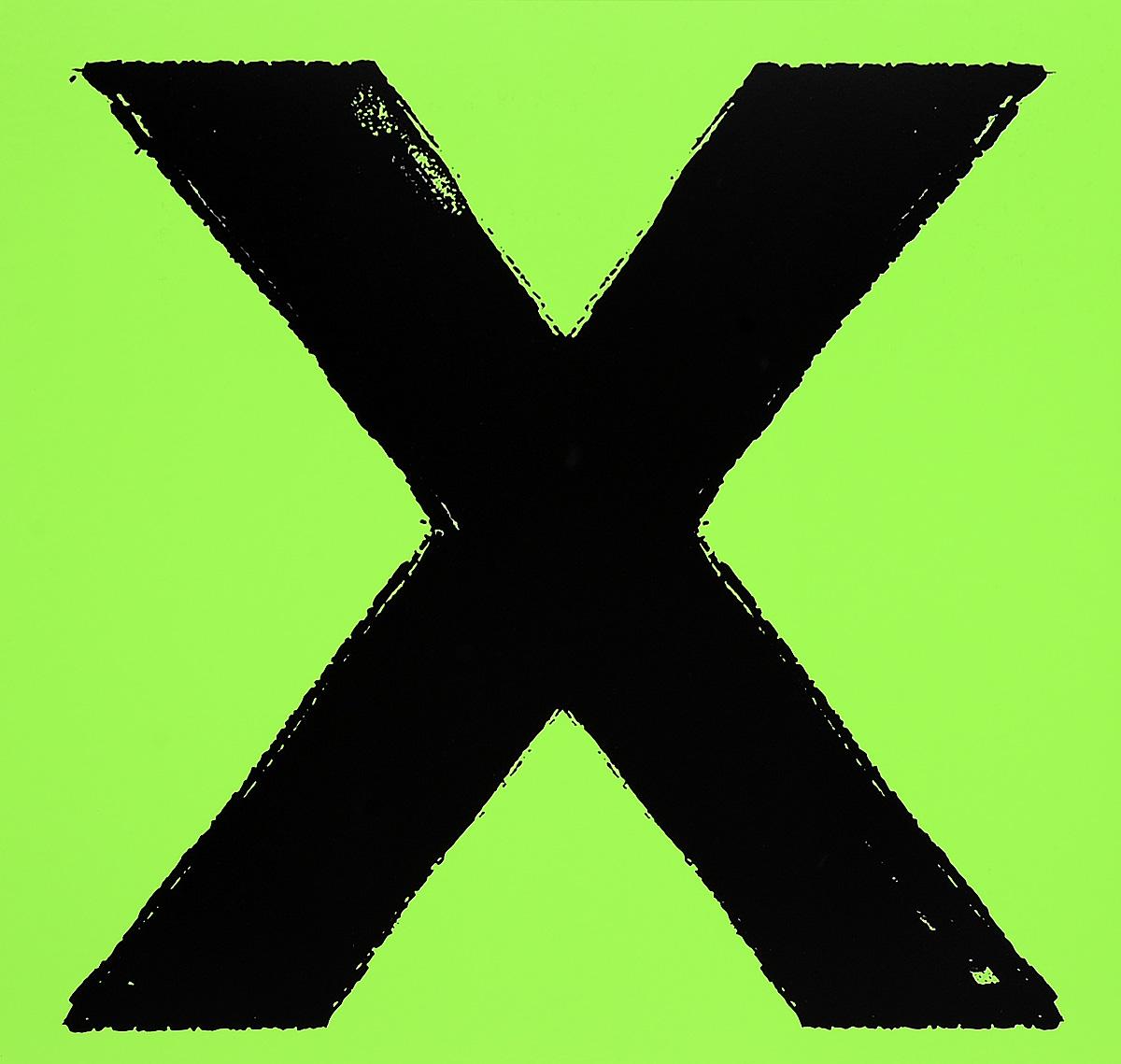 Эд Ширан Ed Sheeran. X (2 LP) цена 2017