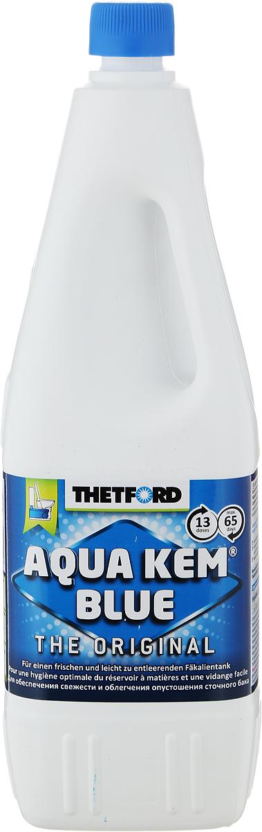 Жидкость для септиков и биотуалетов Thetford АкваКемБлю, 2 л