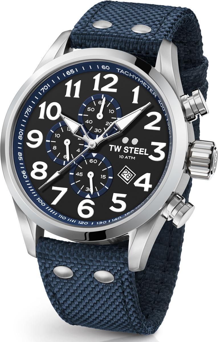 Часы наручные мужские TW Steel
