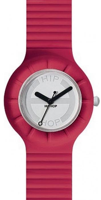 Часы наручные Hip Hop, цвет: бордовый. HW0004 наручные часы hip hop наручные часы