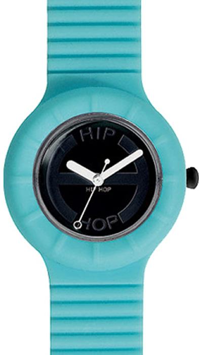 Часы наручные Hip Hop, цвет: голубой. HW0016 наручные часы hip hop наручные часы