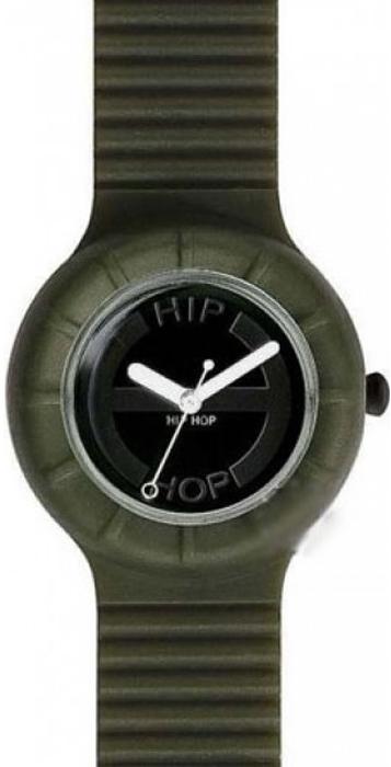 Часы наручные Hip Hop, цвет: хаки. HW0019 наручные часы hip hop наручные часы