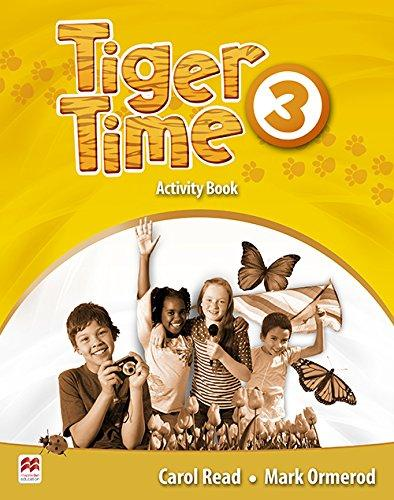 Tiger Time Level 3: Activity Book