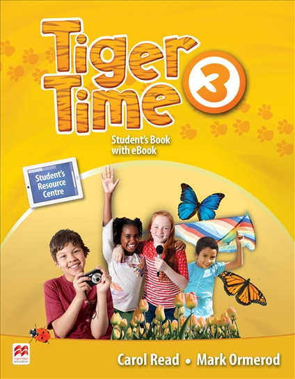 Tiger Time: Student Book: Level 3 straight to advanced digital student s book pack internet access code card