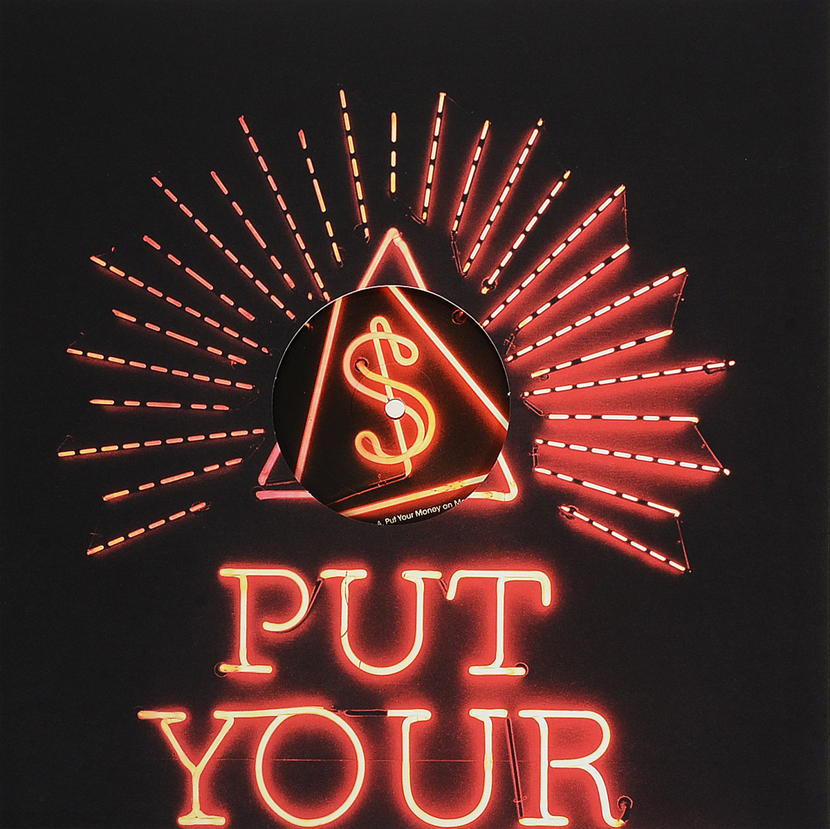 Arcade Fire. Put Your Money On Me (LP) arcade fire arcade fire the suburbs
