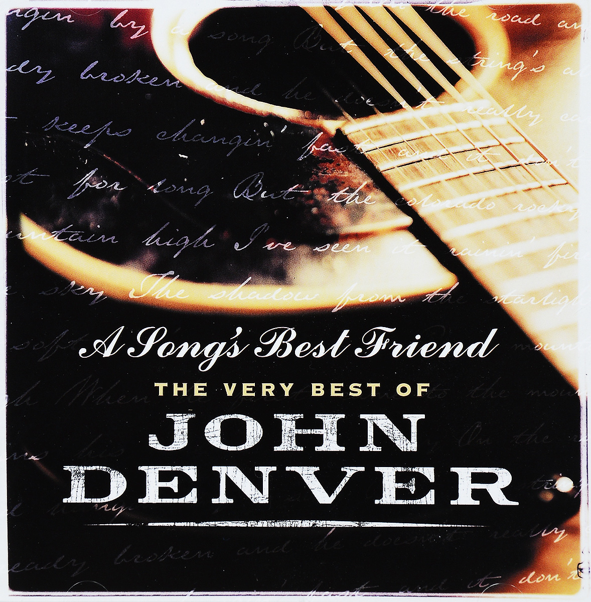 Джон Дэнвер John Denver. A Song's Best Friend: The Very Best Of the very best of bach