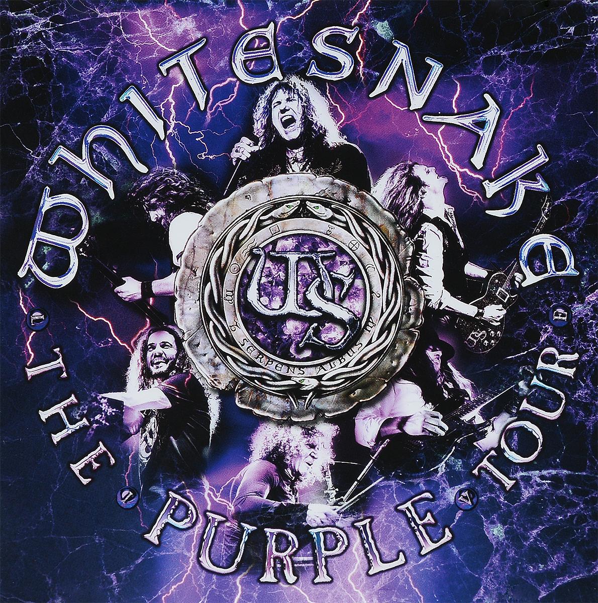 Whitesnake Whitesnake. The Purple Tour (Live) (CD)