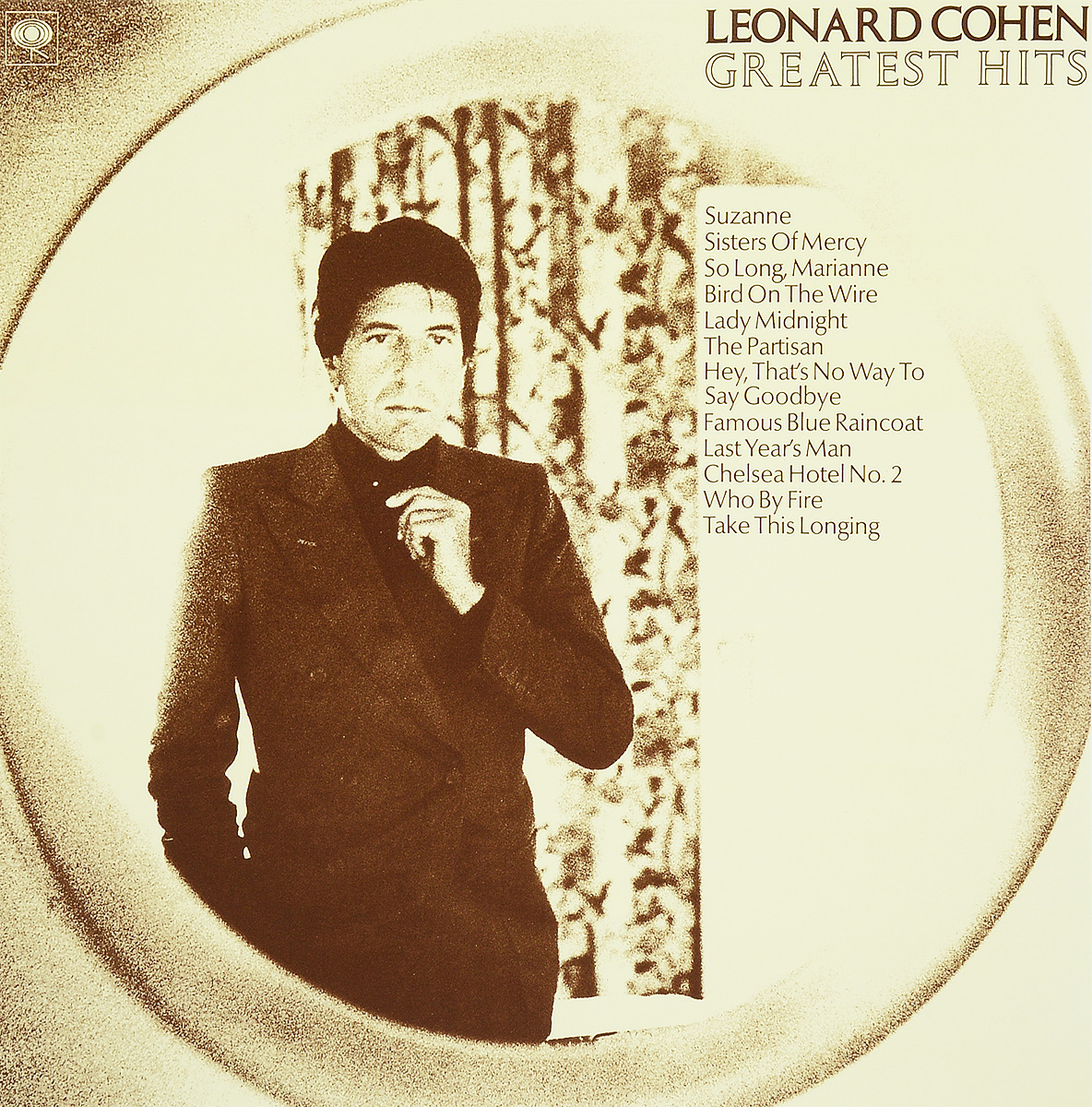 Леонард Коэн Leonard Cohen. Greatest Hits (LP) leonard cohen leonard cohen greatest hits