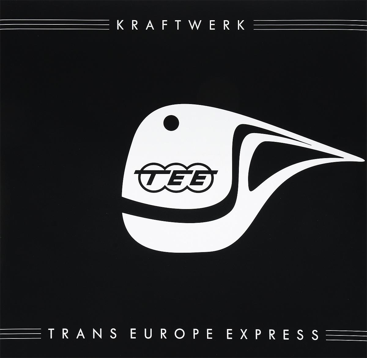 Kraftwerk Kraftwerk. Trans Europe Express (LP)