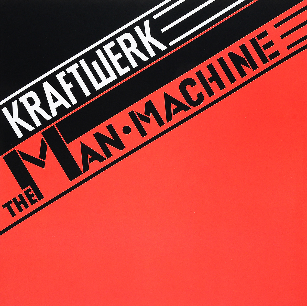 Kraftwerk Kraftwerk. The Man Machine (LP) цена