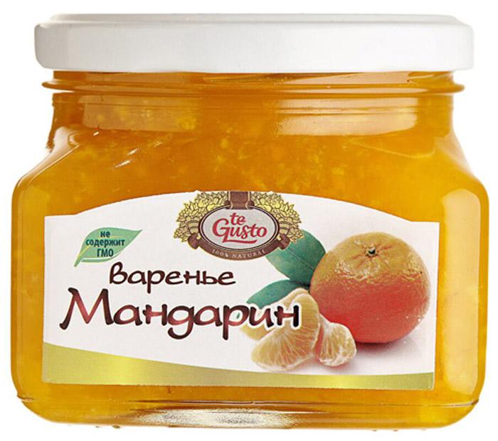 te Gusto Варенье из Мандарина, 430 г мандариновое варенье с вашим именем с праздником весны