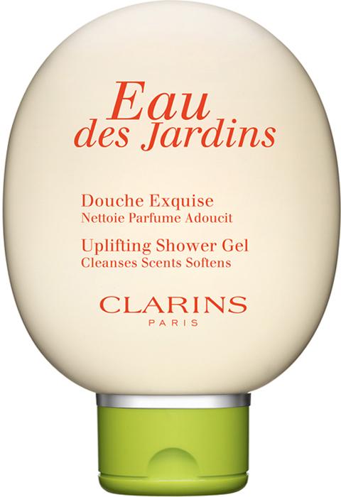 Clarins Гель для душа Eau Des Jardins, 150 мл a sauvrezis calme des jardins