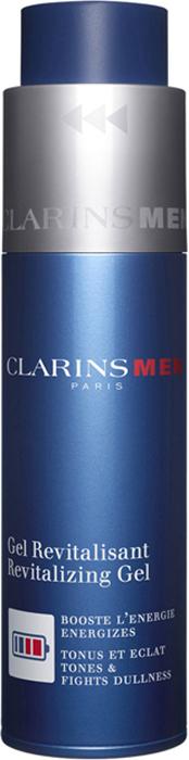 ClarinsВосстанавливающий гель, улучшающий цвет лица Men Gel Revitalisant 50 мл Clarins