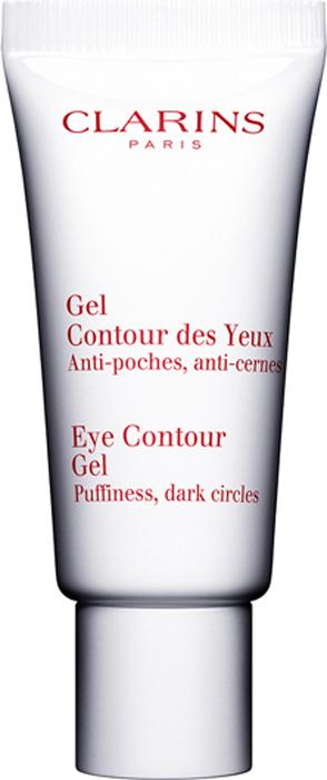 Clarins Гель для ухода за кожей вокруг глаз Gel Contour Des Yeux, 20 мл