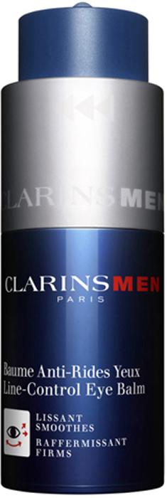 ClarinsБальзам против морщин для кожи вокруг глаз Men Baume Anti-Rides Yeux, 20 мл Clarins